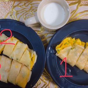 蛋餅のレシピ【日本で台湾人と台湾の朝ごはんを作った結果】