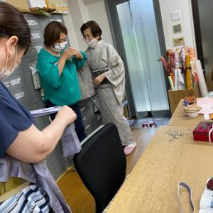 東京教室で❣️