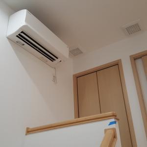 全館冷房 エアコンのセンサーは全部停止しよう!
