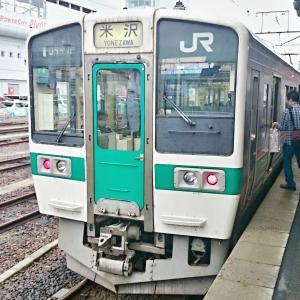 奥羽本線の列車紹介1