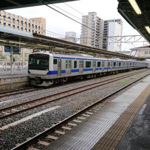 水戸線の列車