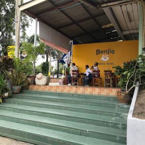 【Benjie Coffee Shop】タイガーズー横のローカルカフェ!