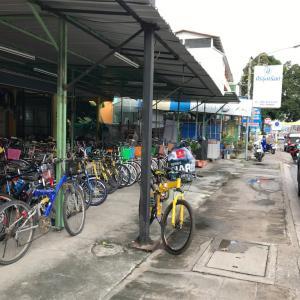 【ไร่กล้วยจักรยาน ライグルアイ・ジャッカラヤーン】自転車屋さん!