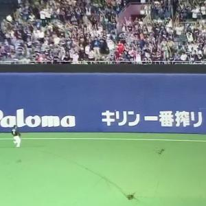 2019.7/15 中日ドラゴンズ×阪神タイガース アルモンテ逆転タイムリーツーベースヒット