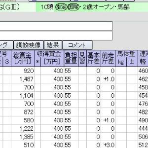 阪神 11月28日11レース ラジオN京都2歳S【GⅢ】
