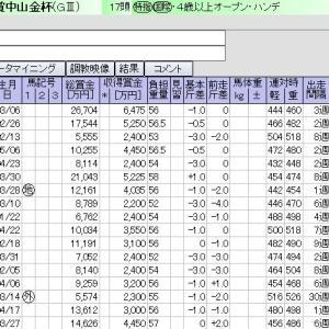 中山 1月05日11レース 中山金杯【GⅢ】