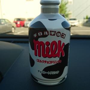 チロルチョコ ミルクチョコドリンク