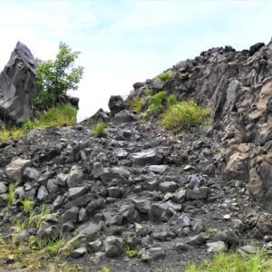 桜島大噴火106年後