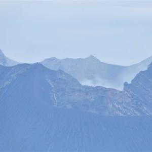 火山のつぶやき