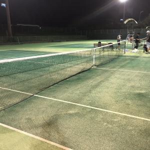 今日は浜松footworkテニス倶楽部のイベントを開催しました🎾