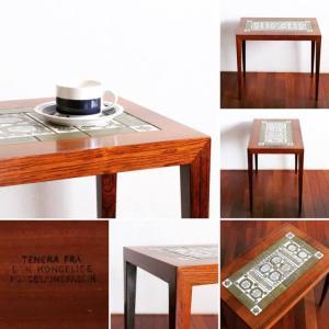 ロイヤルコペンハーゲンのサイドテーブル