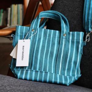 Marimekkoのバッグ。