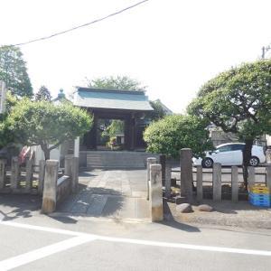 日曜寺と、稲荷台遺跡と ~東京都板橋区の寺院・史跡・遺跡