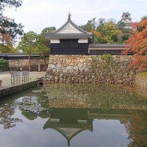 高知城(その1)現存天守の一つ ~高知公園 ~高知市の城跡・史跡・公園