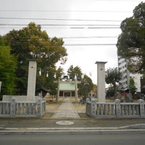 阿沼美神社 ~愛媛県松山市の神社