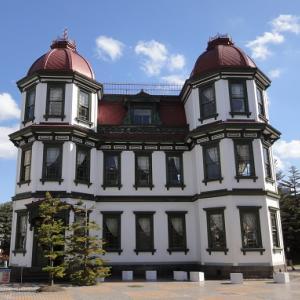 ミニチュア建造物 ~弘前市に実存した建造物の模型 ~青森県弘前市の歴史的建造物模型