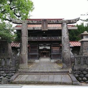 若宮八幡神社と、月岡古墳と ~福岡県うきは市吉井町の神社・古墳・史跡