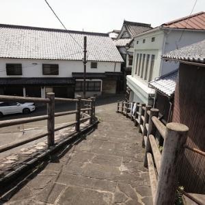 常光寺と、久保の坂と、富坂と、天神坂と ~大分県杵築市の街並・寺院・坂道