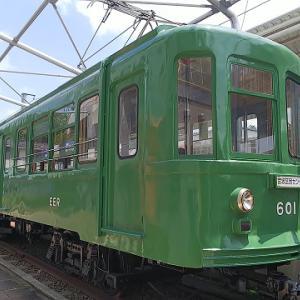 江ノ電601号 ~東急世田谷線宮の坂駅 ~列車で行こう