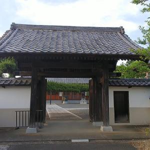 大福寺と、花崎城跡・花崎遺跡と ~埼玉県加須市の寺院・史跡