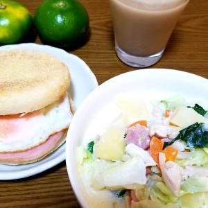 野菜たっぷり☆優しい味☆給食のミルクポトフ☆
