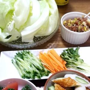 ☆野菜たっぷり☆プラス納豆☆健康おつまみ☆