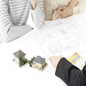 輸入住宅づくりの流れと時間