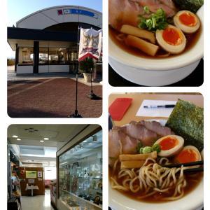 エギング&ヤエンの合間〜ラーメンモンスターズ豊浜SA&桜
