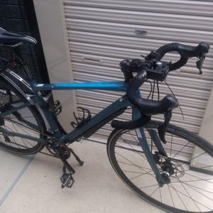 旅に使った自転車
