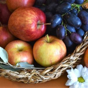 秋はリンゴ! 皮がピカピカ光るのは何故?