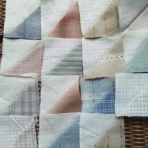 作り方や実物大型紙の保存