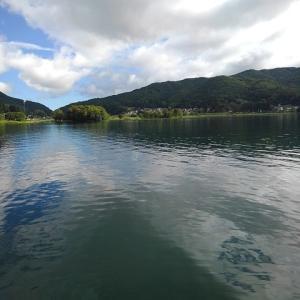 木崎湖モダンボート2020シリーズ戦第5戦