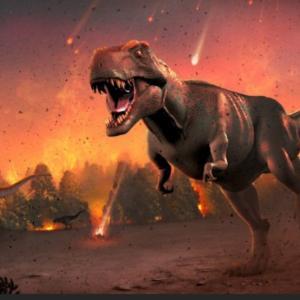 恐竜絶滅10分後!