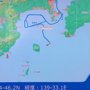 祝、クルーズデビュー。飛鳥IIでの3日間(2日目終日航海日、3日目神戸港到着)