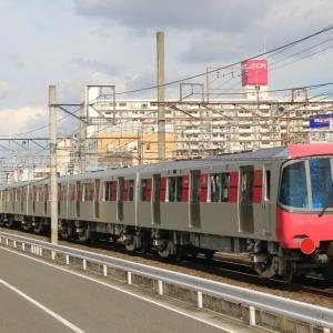 都営地下鉄大江戸線12-801F 甲種輸送