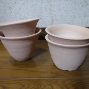 植木鉢作りました