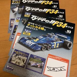 週刊タイレルをつくる90〜93号