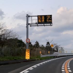 2020/01/18 大島大橋の風速