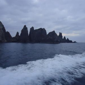 再び夢の島へ