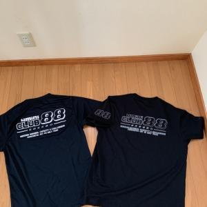 佐世保4ミニクラブ88新Tシャツ