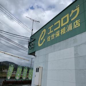 佐世保エコログ相浦店での収穫!