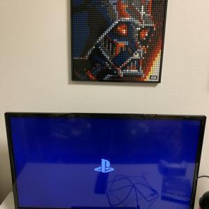 PS5設置完了