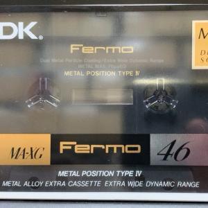 TDK MA-XG Fermo ②