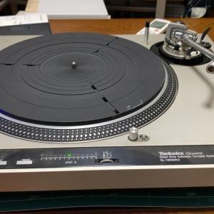 Technics SL-1600MK2 ②