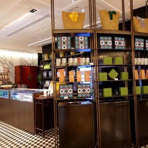 中国茶とカカオのコラボ お土産チョコレート