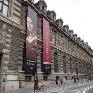 美術館での思わぬ体験あれこれ*パリ