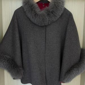 ケープコートを買う