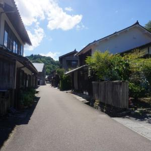 地方企業が復興させた、石見銀山・大森地区の町並みを歩いてみた