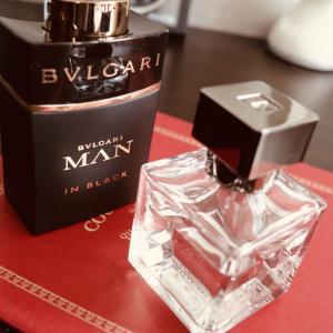 〓感想・おすすめ〓 BVLGARI MAN IN BLACK , メゾン・フランシスクルジャン アクア=セレスティア