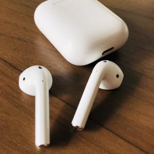 〓Air Pods〓どこにいても使える「魔法」のイヤホン(Apple製品紹介シリーズ-04)
